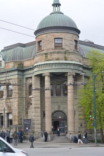 Carnegie building