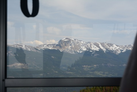 From the Skytrax gondola