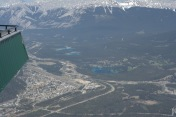 Jasper townsite and lakes