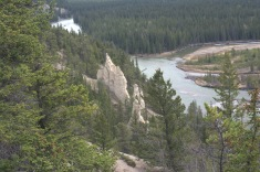Hoodoo's from view point