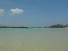 One of many beaches