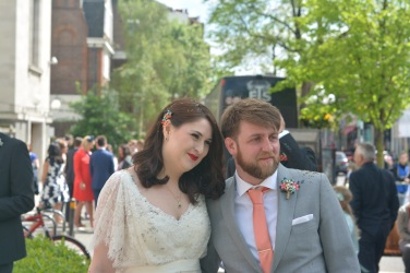 Hannah and Dave