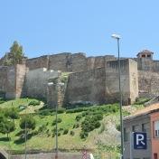 Malaga fort