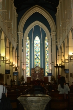 Inside St Andrews
