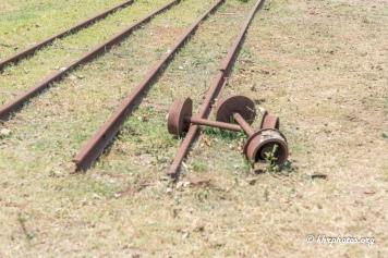 Always rusty wheels