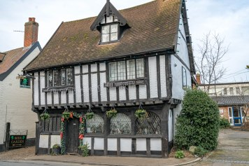 Quaint old house Wymondham