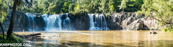 Tooloom Falls pano