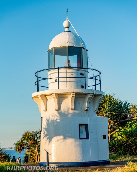 Fingal head light house