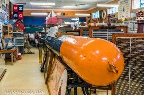 21 inch Torpedo