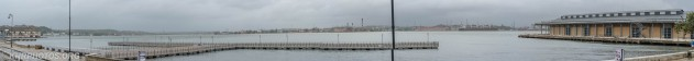 Pano of port