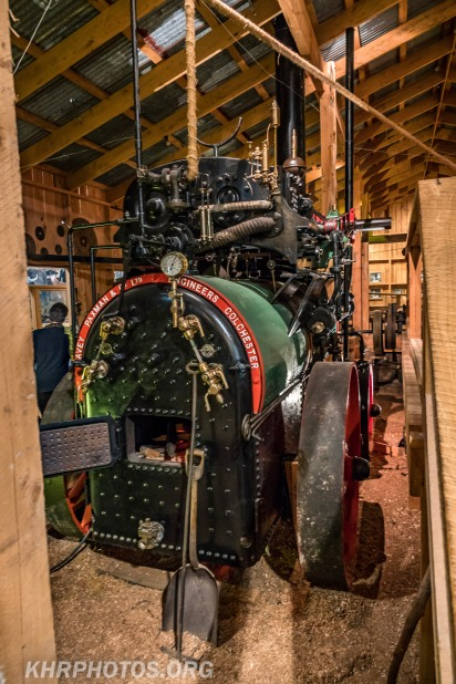 Boiler in Kauri Museum